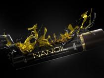 Soins capillaires avec Nanoil